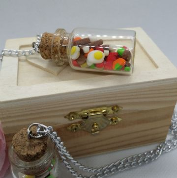 Miniature Sweet Jar Pendant
